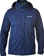 Berghaus, 1296[^]240278 Mens Light Hike Hydroshell Jacket - Dusk