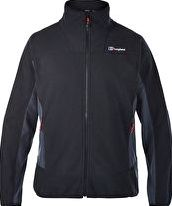 Berghaus, 1296[^]251452 Mens Prism Micro Full Zip Fleece Jacket IA - Black