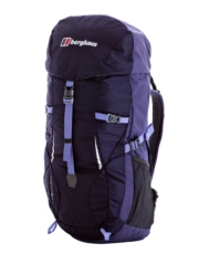 Berghaus Womens Capacitor 35 Rucksack - Tropical Midnight