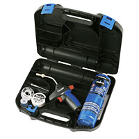 BERNZOMATIC Quickfire Self-Igniting Torch Kit Soldering ...