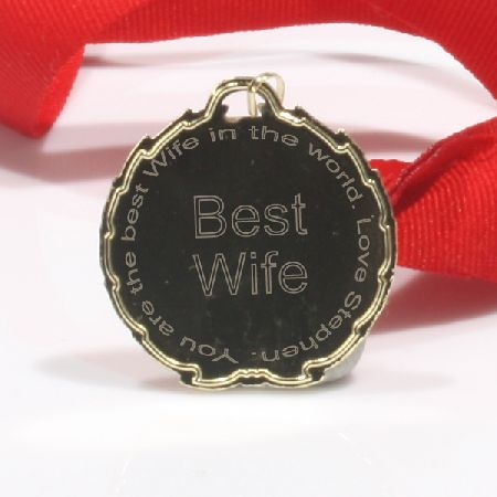 BEST Wife Medal Ribbon product image