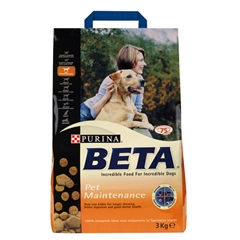 Beta Maintenance Dog Food
