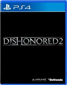 Bethesda, 1559[^]40522 Dishonored 2 on PS4