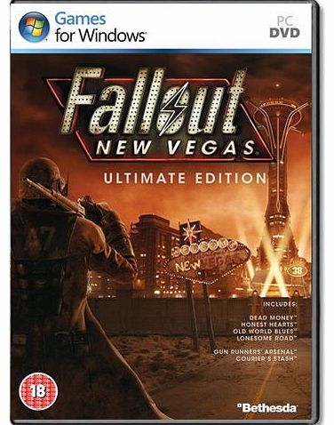 Bethesda Fallout New Vegas Ultimate Edition on PC