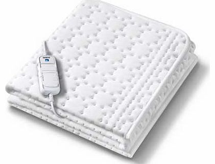 Monogram AllergyFree Heated Mattress Cover -