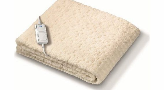 Monogram Komfort Fitted Heated Blanket - Single