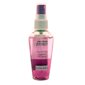 Gin-U-Wine Layered Oil Spray is an excellent product to use when applying self-tanning products. Spr - CLICK FOR MORE INFORMATION