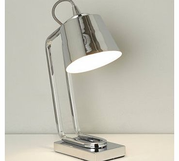 Bailey Task Lamp, chrome 9773950409