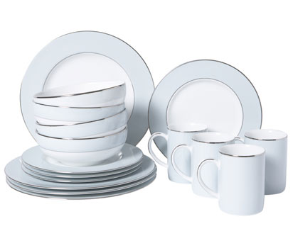 cheltenham 16 piece dinner set review compare prices buy online