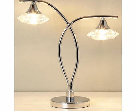 Marina Wall Lights Bhs : chrome table lamps