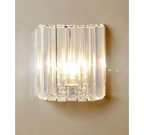 Wall Lights In Bhs : Bhs Chrome Sherin Wall Light, chrome 9775730409 - review, compare prices, buy online