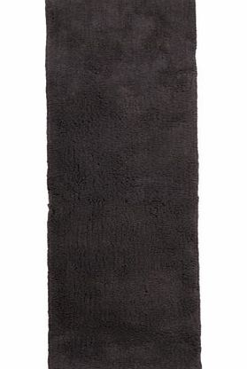 Dark grey Ultimate bath mat runner, dark grey