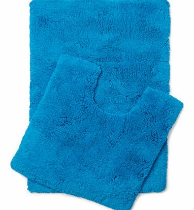 Lagoon Ultimate bath and pedestal mats range,