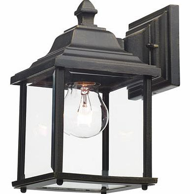 Bhs Lynton outdoor wall light, stainless steel - review, compare prices, buy online