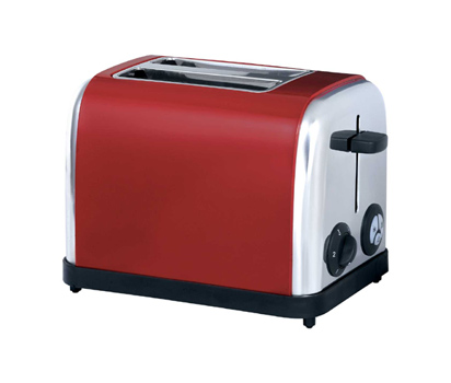 2 Slot Red Toaster