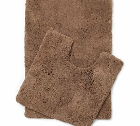 Sable Ultimate bath and pedestal mats range,