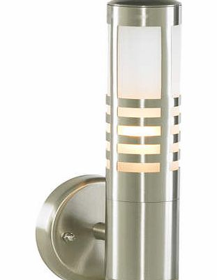 Bhs Sienna Wall Lights : Bhs Stainless Steel Delta Slatted Wall Light, - review, compare prices, buy online