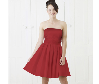 Prom Dress Shops on Titania Red Teen Prom Dress