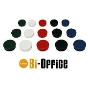 20mm black 10-pack These colourful plastic coated round magnets are a practical and attractive way to attach notes messages or notices to any magnetic surface such as a magnetic dry wipe board. With a strong attraction your notes and notices will be  - CLICK FOR MORE INFORMATION