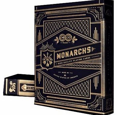 Bicycle Monarchs Playing Card product image