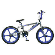 Skyway BMX Bikes http://www.comparestoreprices.co.uk/bmx/big-daddy-skyway-chrome-kids-20-wheel-bmx-bike.asp