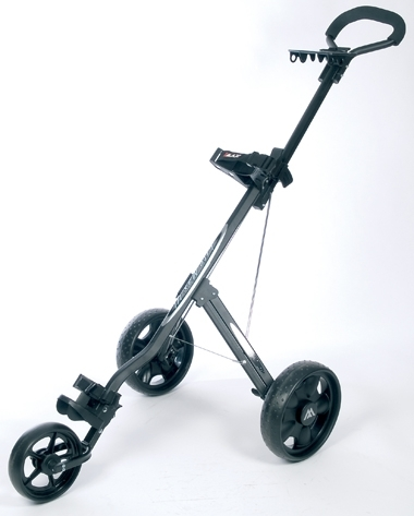 Big Max Lite Max III Three Wheel Golf Trolley