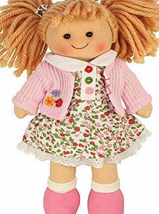 Bigjigs Toys Poppy 28cm Doll