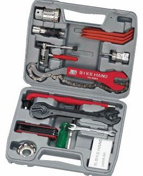 - Bike, Cycle or Bicycle Tools - 14 Piece Tool Kit