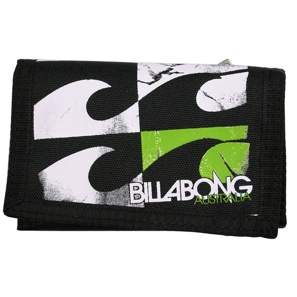 Billabong Black Surf Trip Wallet by product image