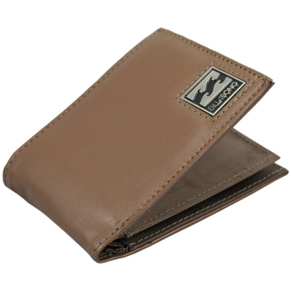 Billabong Dark Brown Permanent Wallet by product image