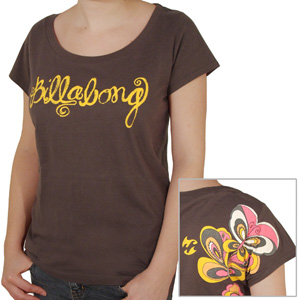Billabong Ladies Ace Tee shirt