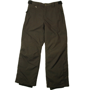 Billabong Mens Mens Billabong Kamee Snowboard Trousers. Black product image