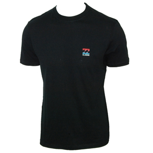 Billabong Mens Mens Billabong Tension T-Shirt. Black product image