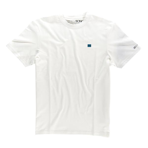 Billabong T-Shirt - Density - White G1SS13