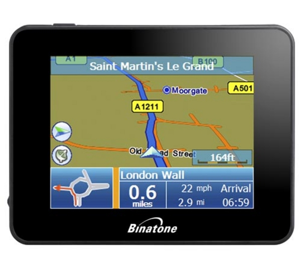 B350 GPS UK & Republic