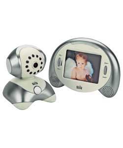 binatone bm 500 video monitor review compare prices buy online. Black Bedroom Furniture Sets. Home Design Ideas