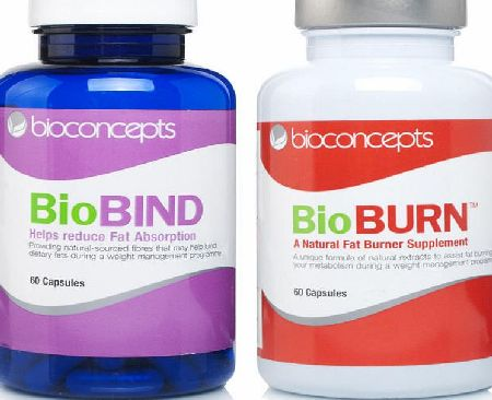 BioBIND  BIOBURN Natural Food Supplement