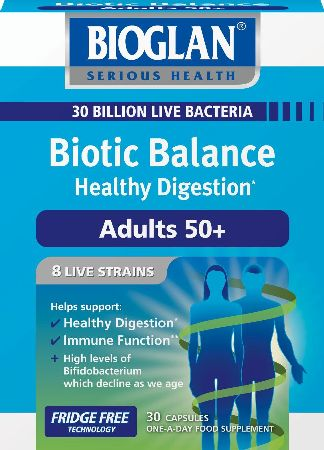Bioglan, 2102[^]0105263 Biotic Balance Adults 50