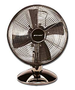 Manual Tilting Rotary Table Bionaire 10in Retro Style Desk Fan Cooling Fan - review, compare ...
