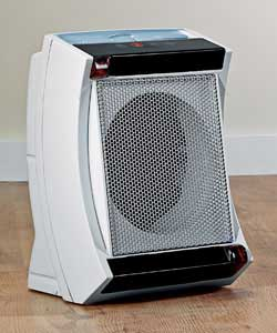 Bionaire Ceramic Oscillating Tower Heater With Remote