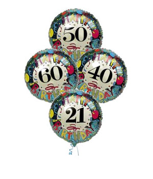 Birthday Age Balloon product image