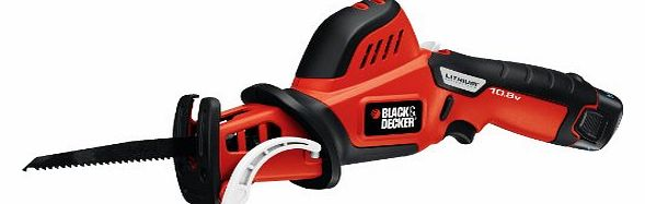 Black & Decker 10.8V Lithium Pruning Saw product image