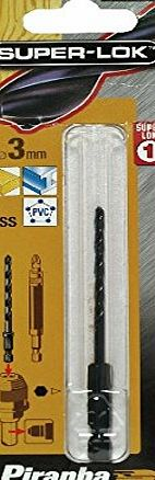 3 mm Piranha Tile and Glass Drill Bit