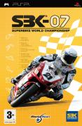 Black Bean SBK 07 Superbike World Championship PSP