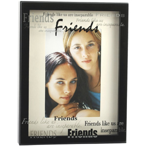 This Black Box Style Friends Photo Frame is a lovely modern style and the perfect place to display a - CLICK FOR MORE INFORMATION