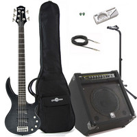 CB-42M2 5-String Bass Guitar + BP80