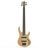 CB-50 5-String Bass Guitar Natural