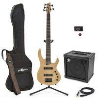 CB-50 Bass Guitar + BE50 Bass Amp