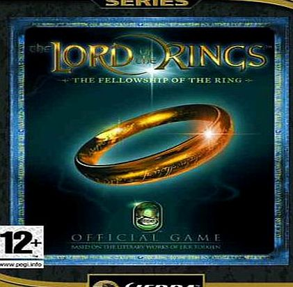 Black Label Lord Of The Rings The Fellowship Of The Ring PC