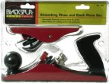 Blackspur Smoothing Plane and Block Plane Set product image